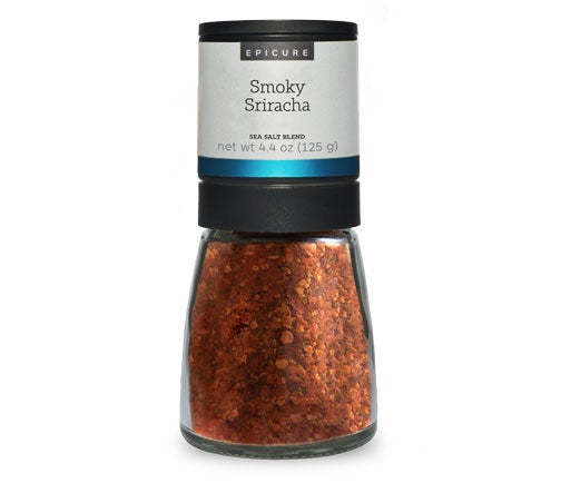 Smoky Sriracha Sea Salt Blend