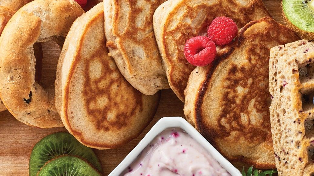 Easy Peasy Apple Pie Pancakes