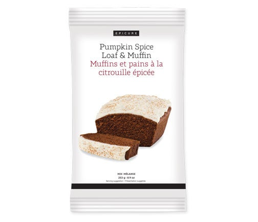 Pumpkin Spice Loaf & Muffin Mix (Pack of 2)