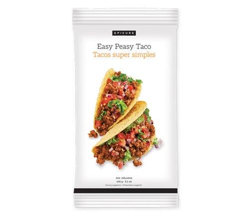 Mélange Tacos super simples