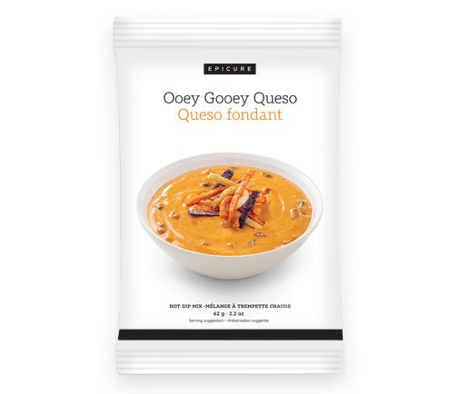 Ooey Gooey Queso Dip Mix (Pack of 3)