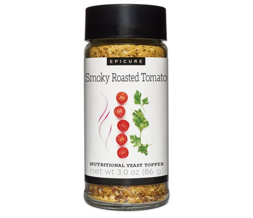 Smoky Roasted Tomato Nutritional Yeast Topper