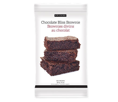 Chocolate Bliss Brownie Mix (Pack of 2)