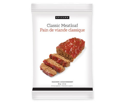 Assaisonnement Pain de viande classique (lot de 3)