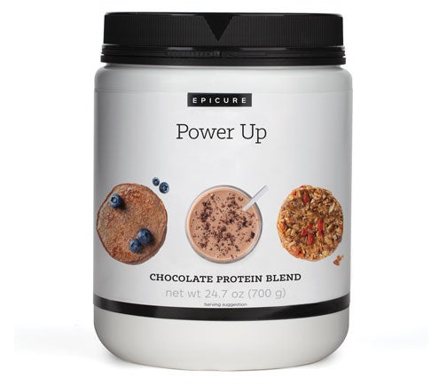 Power Up Chocolate Protein Blend