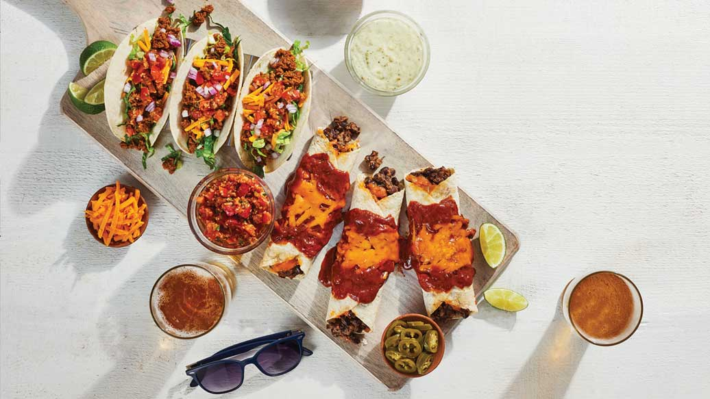 Easy Peasy Tacos