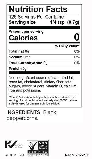 Black Pepper (Refill)