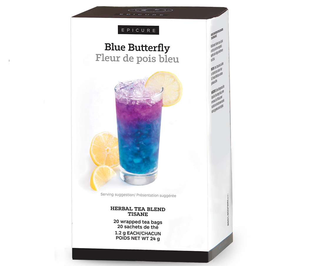 Blue Butterfly Herbal Tea Blend