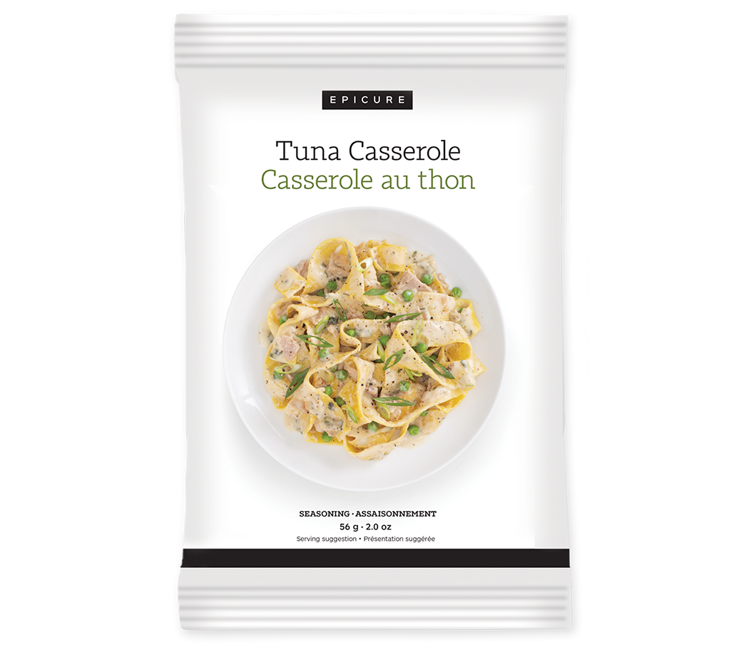 Tuna Casserole Seasoning (Pack of 3)