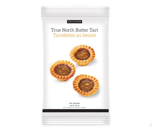 True North Butter Tarts (Pack of 2)
