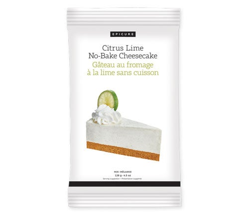 Citrus Lime No-Bake Cheesecake Mix (Pack of 2)
