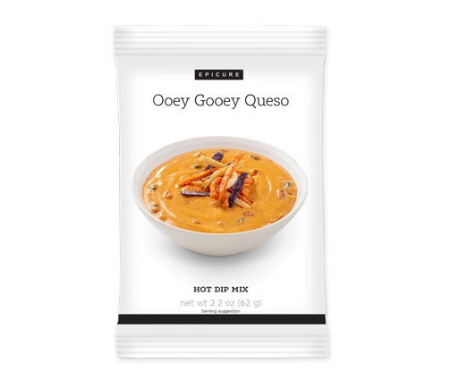 Ooey Gooey Queso Dip Mix (3pk) (1501147)