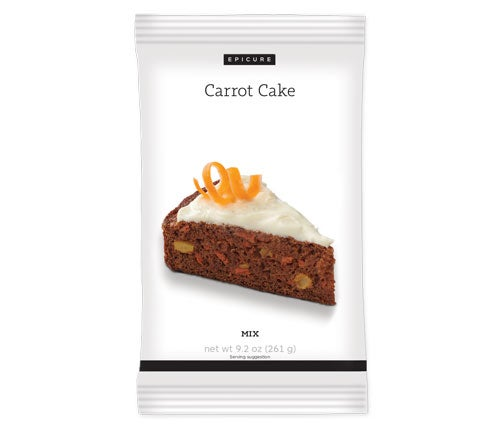 Carrot Cake Mix (Pack of 2)