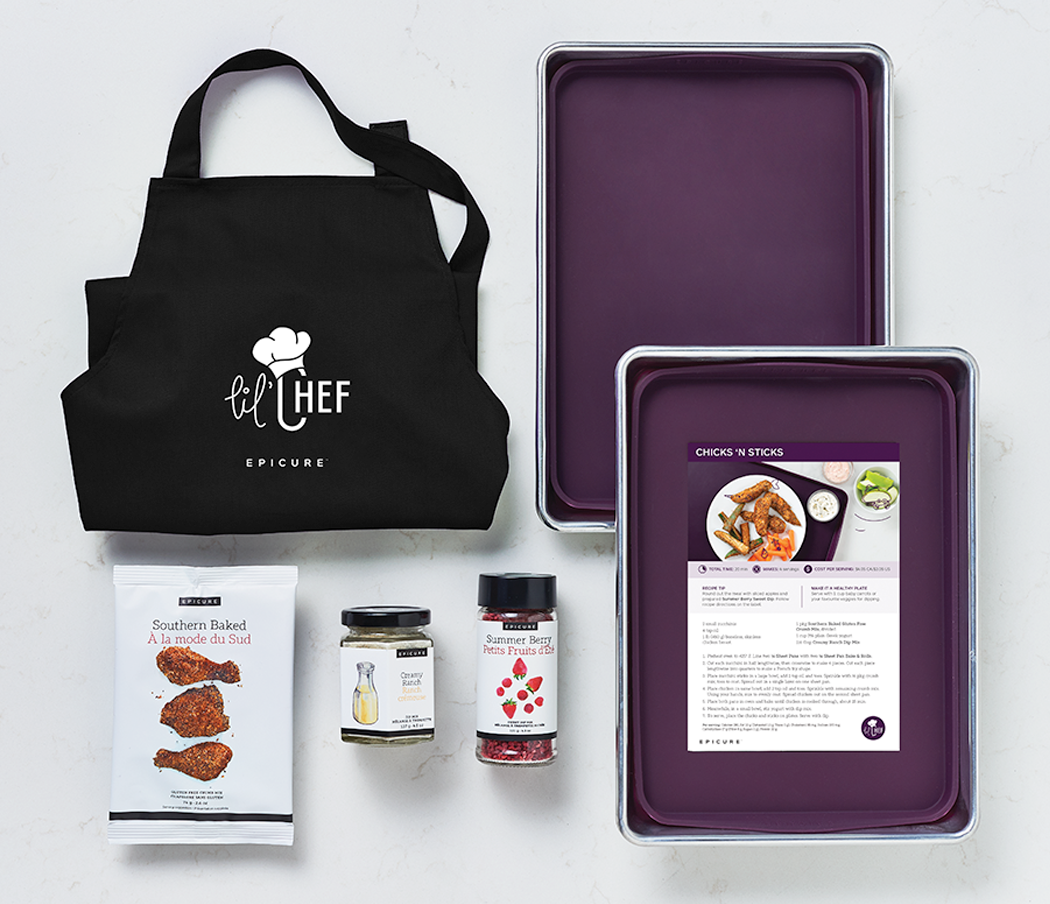 Lil' Chef™ Faves Collection (Gifting) (Good)