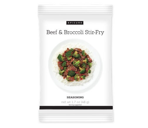 Beef & Broccoli Stir-Fry Seasoning (Pkg of 3)