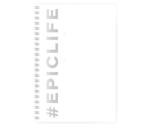 Epic Life Journal (EN) 2019