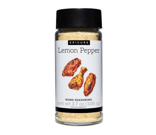 Lemon Pepper Wing Seasoning