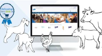 Onlineshop für Elanco Deutschland