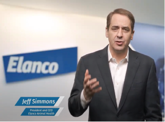Jeff Simmons, CEO and President of Elanco Animal Health, tells us why innovation is more important now than ever.