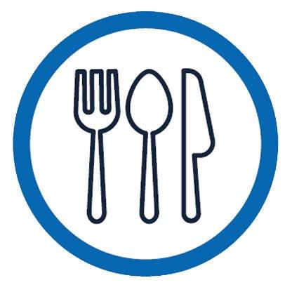logo of cutlery