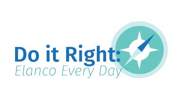 Elanco's Do It Right logo