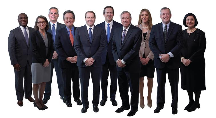 group of Elanco Board members