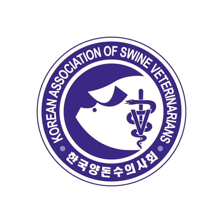The Korean Association of Swine Veterinarians (KASV)  logo