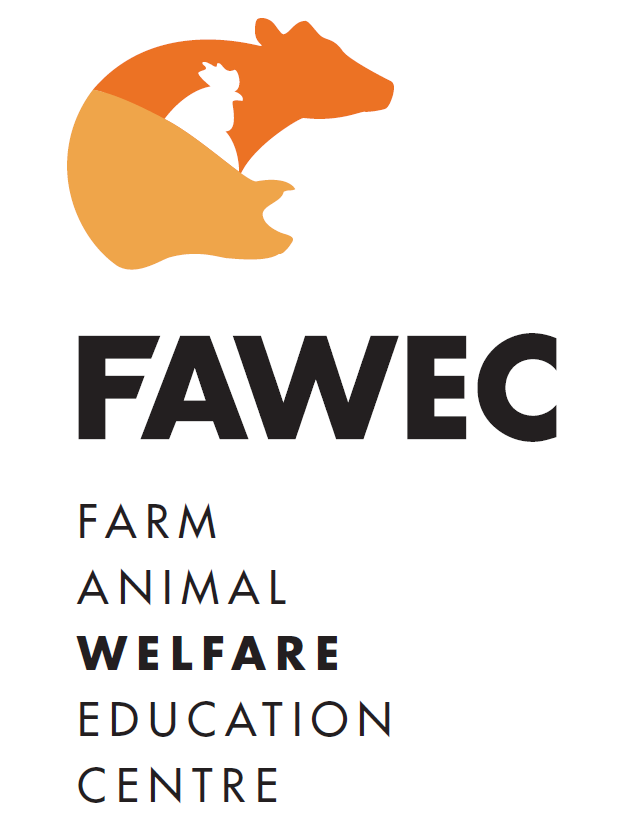 Farm Animal Welfare Education Centre (FAWEC) of the Autonomous University of Barcelona (UAB) logo