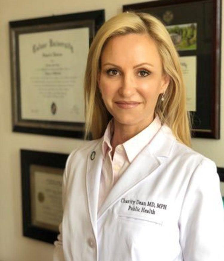 Dr. Charity Dean