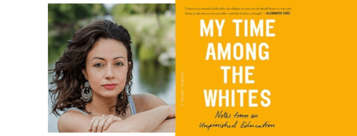 Book cover - MY TIME AMONG THE WHITES