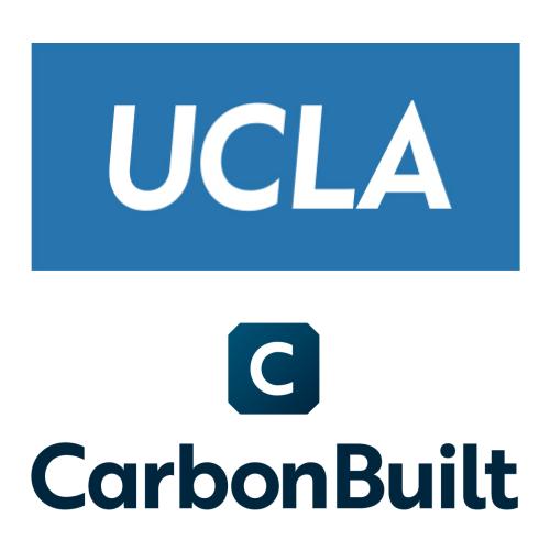 UCLA CarbonBuilt Logo