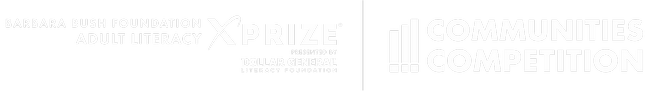 Adult Literacy XPRIZE Communities Competition