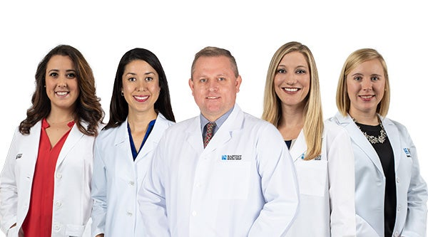 Baptist Medical Group Primary Care North Hill