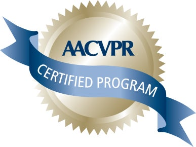 AACVPR Certified Program seal