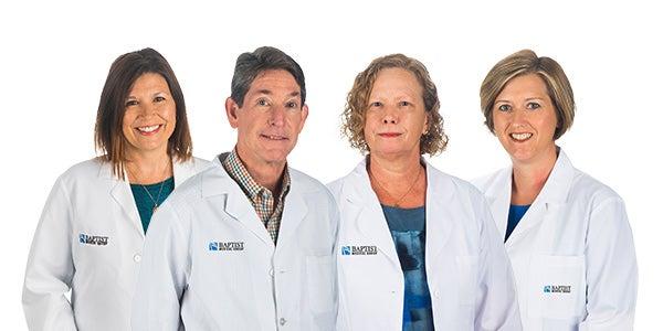 Baptist Medical Group Primary Care Live Oak team