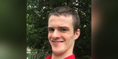 Ben Gibbs GCE Team Member smiling outdoor white male
