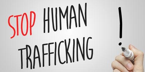 Stop Human Trafficking!