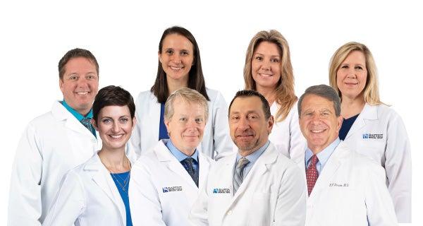 Baptist Occupational Health Team