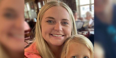 Meet team member Heather Murray, blonde haired white female smiling