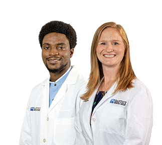 Baptist Medical Group Primary Care Gulf Breeze team