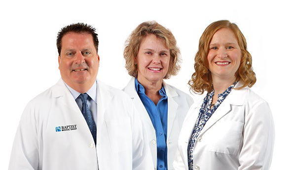 Baptist Medical Group Primary Care - Gulf Breeze Team