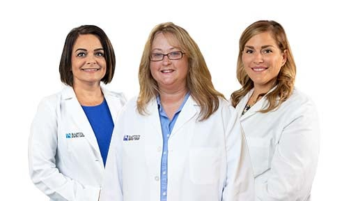 Baptist Medical Group Primary Care Pine Forest team