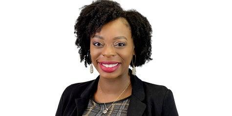 Baptist Health Care Team member Shelda Broughton smiling