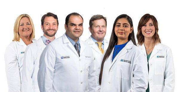 Baptist Medical Group Oncology Team