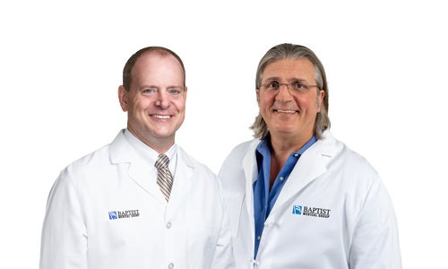 Dr. Benton and Dr. Foust, BMG Family Medicine and WIC