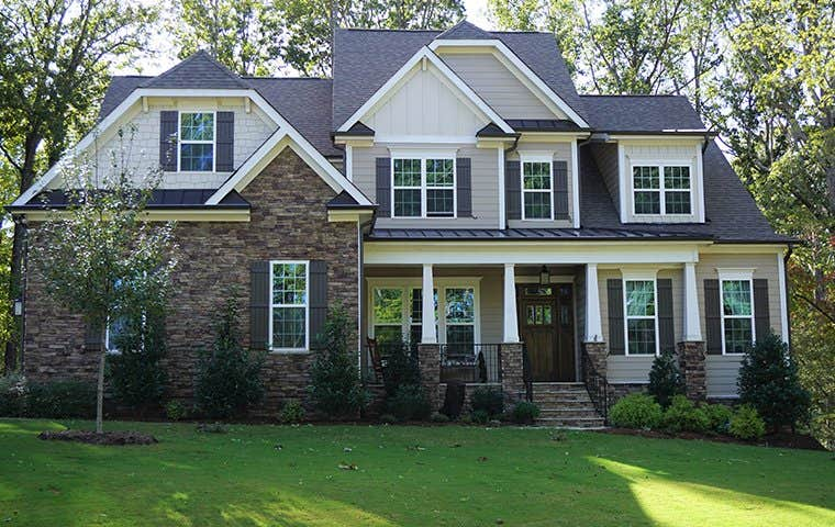 front of house in augusta georgia