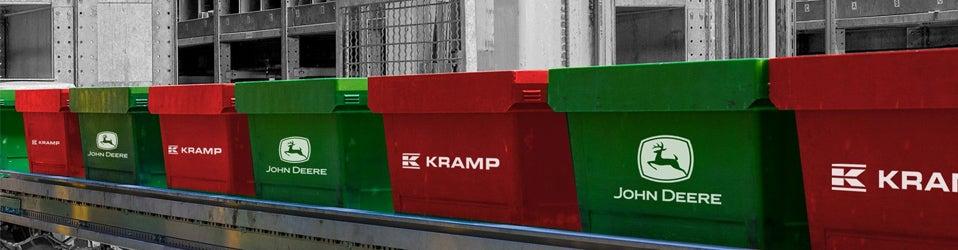 Spoločnosti Kramp a John Deere rozširujú strategické partnerstvo v Európe