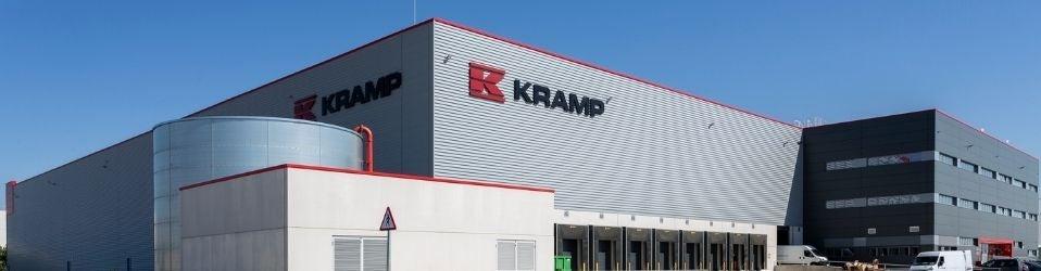 Kramp inaugura a sua nova sede em Espanha