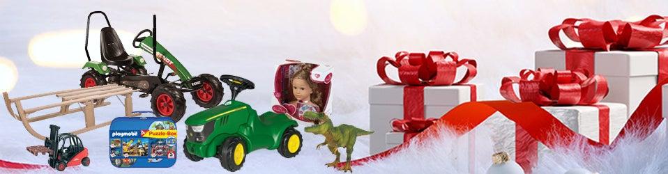 Ook voor speelgoed bij Kramp aan het juiste adres!