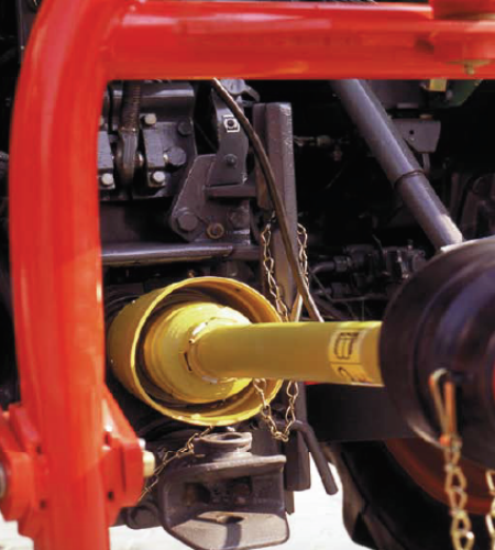 All you need to know about the upcoming changes on the Power Take-Off (PTO) drive shaft